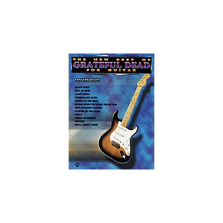 Alfred The New Best of the Grateful Dead for Guitar Tab Book