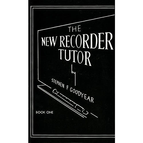 Alfred The New Recorder Tutor Book I-thumbnail