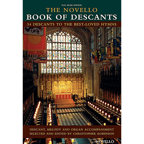 Music Sales The Novello Book of Descants Music Sales America Series Softcover-thumbnail