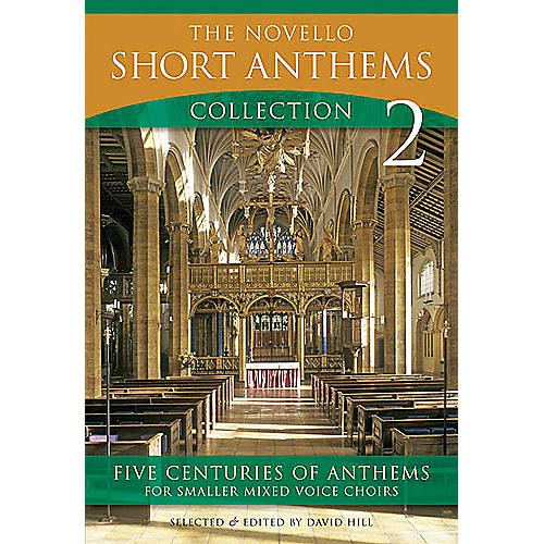 Music Sales The Novello Short Anthems Collection 2 Music Sales America Series-thumbnail