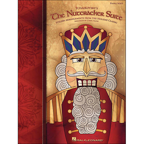 Hal Leonard The Nutcracker Suite (Opus 71A) Intermediate Piano solo