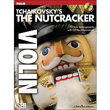 Cherry Lane The Nutcracker Violin Book/CD Tchaikovsky's