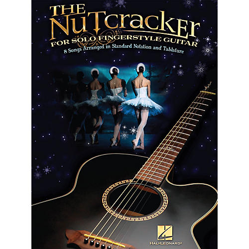 Hal Leonard The Nutcracker for Solo Guitar Guitar Solo Series Softcover-thumbnail