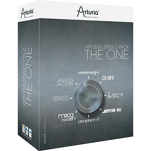 Arturia The ONE Virtual Instrument Software