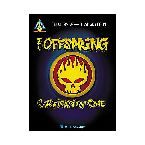 Hal Leonard The Offspring - Conspiracy of One Book-thumbnail