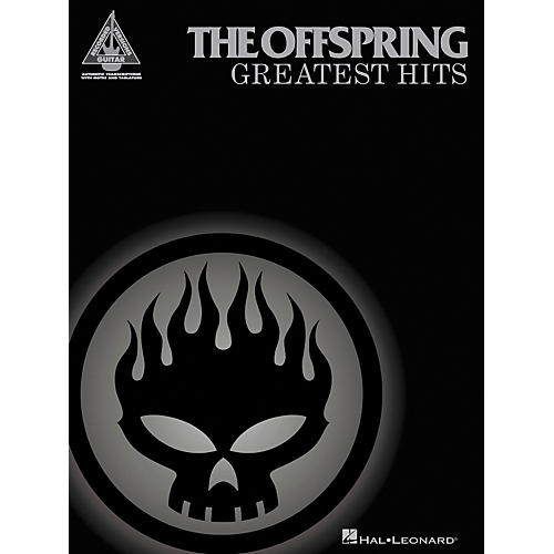 Hal Leonard The Offspring Greatest Hits Guitar Tab Songbook
