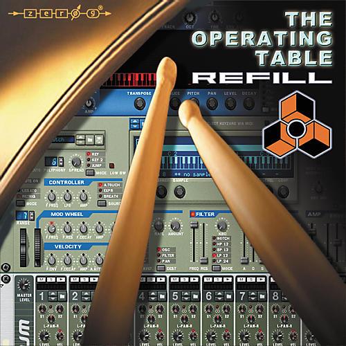 Zero G The Operating Table Reason Refill