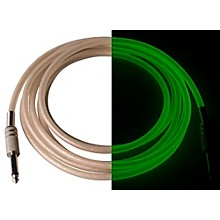 SoundAssured The Original GlowCable with 1/4 in. Straight Plugs 10 ft.