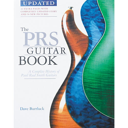 PRS The PRS Guitar Book