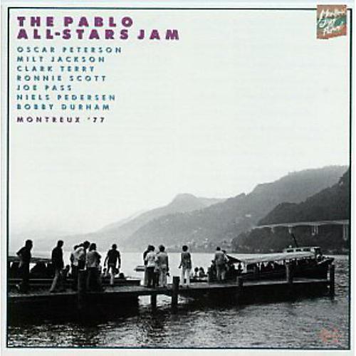 Alliance The Pablo All-Stars Jam - Montreux 77
