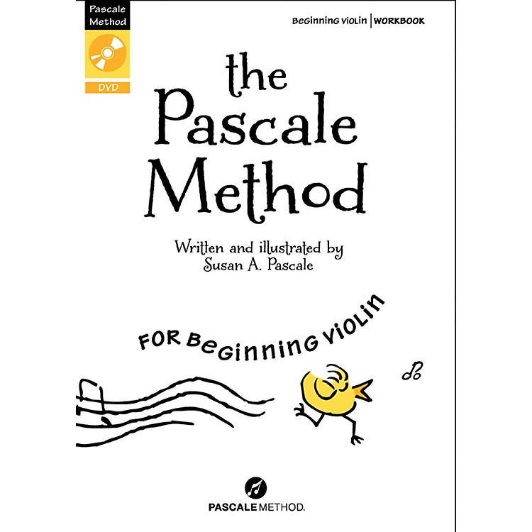 Alfred The Pascale Method for Beginning Violin Book & DVD
