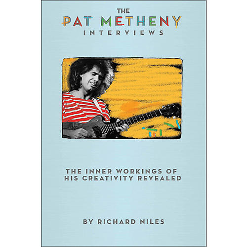 Hal Leonard The Pat Metheny Interviews
