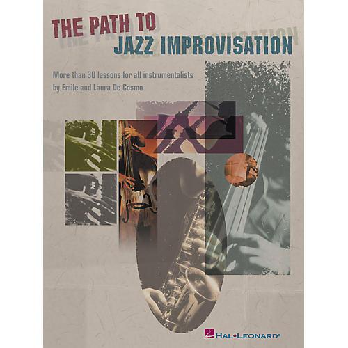 Hal Leonard The Path to Jazz Improvisation-thumbnail