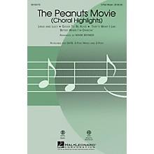 Hal Leonard The Peanuts Movie (Choral Highlights) SAB arranged by Mark Brymer