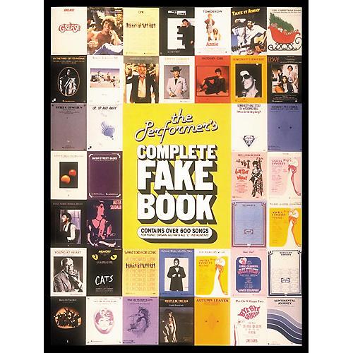 Hal Leonard The Performer's Complete Fake Book