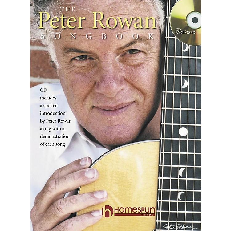 HomespunThe Peter Rowan Guitar Tab Songbook