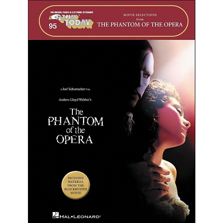 Hal LeonardThe Phantom Of The Opera Movie Selections E-Z Play 95