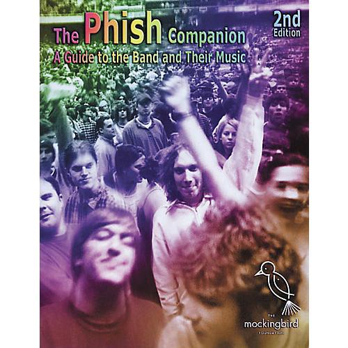 Backbeat Books The Phish Companion - 2nd Edition Book