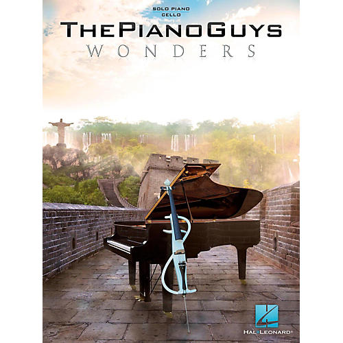 Hal Leonard The Piano Guys - Wonders