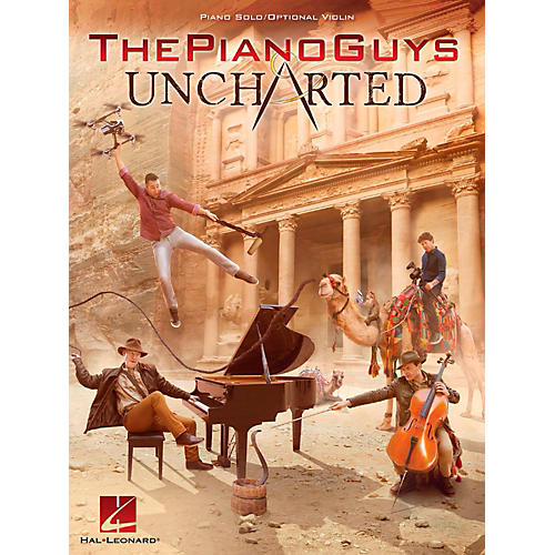 Hal Leonard The Piano Guys Uncharted Piano Solo/Optional Violin-thumbnail