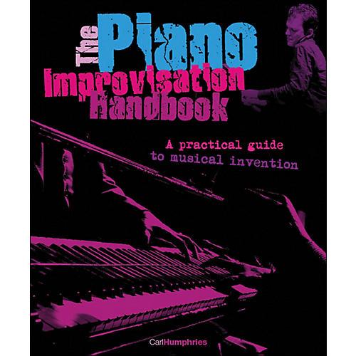 Backbeat Books The Piano Improvisation Handbook-thumbnail