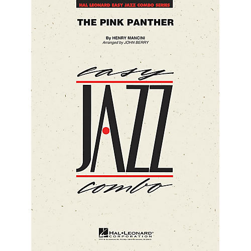 Hal Leonard The Pink Panther Jazz Band Level 2 Arranged by John Berry-thumbnail