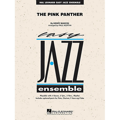 Hal Leonard The Pink Panther Jazz Band Level 2 Arranged by Paul Murtha-thumbnail