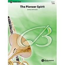 Alfred The Pioneer Spirit Concert Band Grade 2 Set
