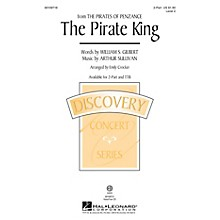 Hal Leonard The Pirate King (from The Pirates of Penzance) Discovery Level 3 TTB Arranged by Emily Crocker