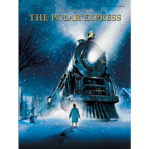 Alfred The Polar Express Selections from Piano/Vocal/Chords-thumbnail