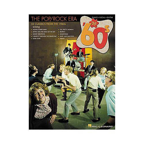 Hal Leonard The Pop/Rock Era: The '60s Songbook