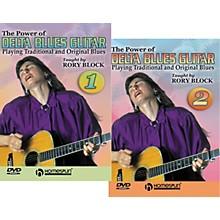 Homespun The Power of Delta Blues Guitar - 2 DVD Set