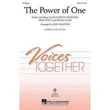 Hal Leonard The Power of One ShowTrax CD Arranged by Dan Davison