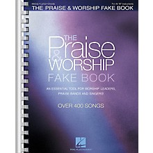 Hal Leonard The Praise & Worship Fake Book (B Flat Edition) Fake Book Series Softcover