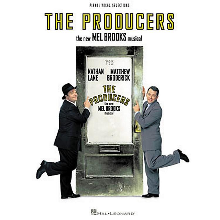 Hal LeonardThe Producers Book