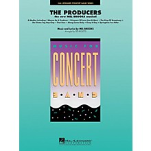 Hal Leonard The Producers Concert Band Level 4 Arranged by Ted Ricketts