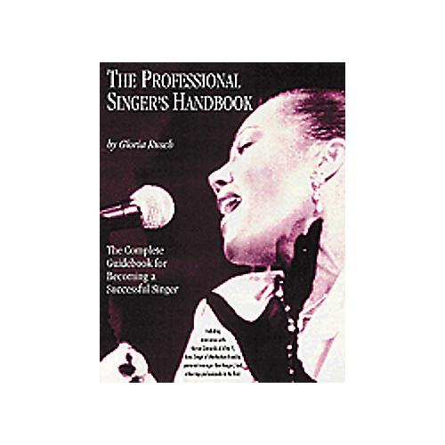 Hal Leonard The Professional Singer's Handbook