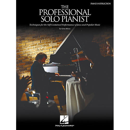 Hal Leonard The Professional Solo Pianist-thumbnail