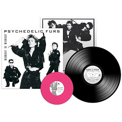 Alliance The Psychedelic Furs - Midnight to Midnight