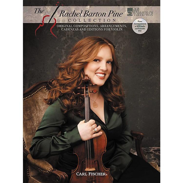 Carl FischerThe Rachel Barton Pine Collection Book/CD