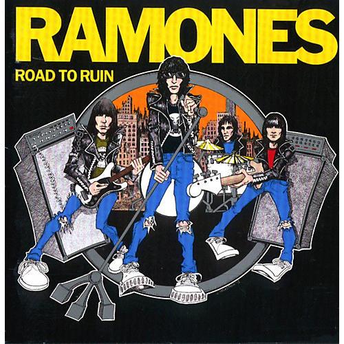 Alliance The Ramones - Road to Ruin