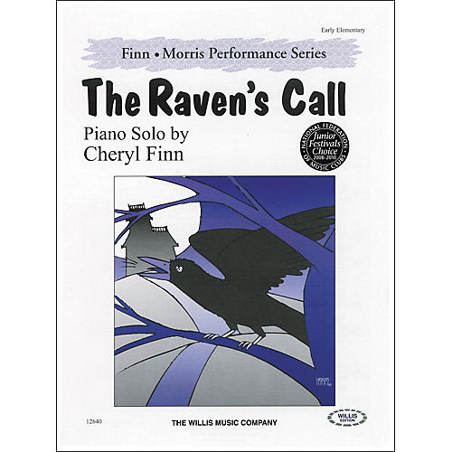 Willis Music The Ravens Call - Early Elementary Level by Cheryl Finn-thumbnail