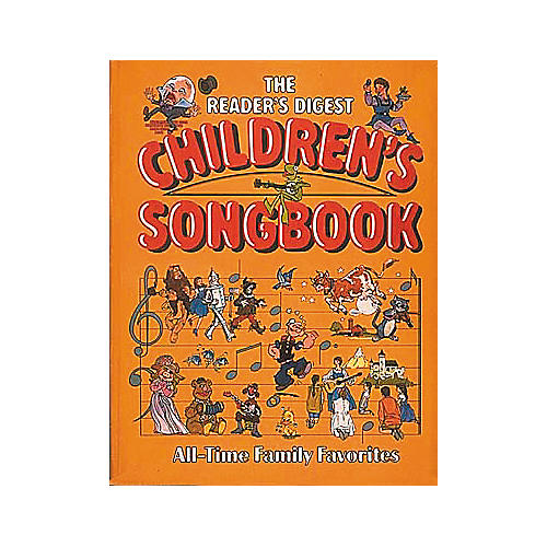 Hal Leonard The Reader's Digest Children's Piano/Vocal/Guitar Songbook