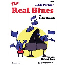Lee Roberts The Real Blues Pace Piano Education Series Softcover with CD Written by Betsy Hannah