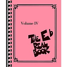 Hal Leonard The Real Book - Volume 4 (E Flat Edition)