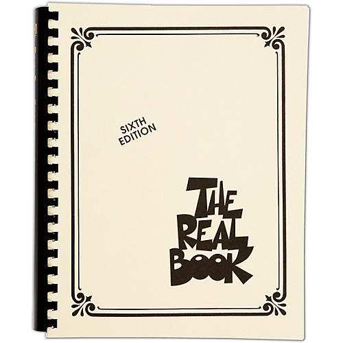 Hal Leonard The Real Book 6th Edition C Instruments