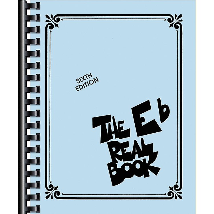 Hal Leonard The Real Book Eb Edition Volume 1 Sixth Edition