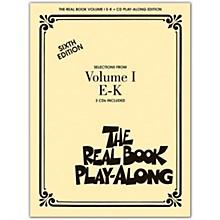 Hal Leonard The Real Book Play-Along (3-CD Set) E thru K
