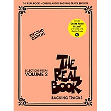 Hal Leonard The Real Book Play-Along Volume 2 (Second Edition) Audio Online