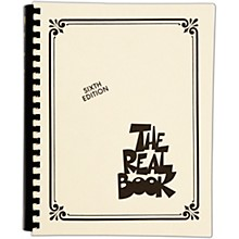 Hal Leonard The Real Book, Sixth Edition - C Instruments